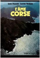 L Ame Corse  Louis Panassié ,  Laurent Verdeaux - Corse