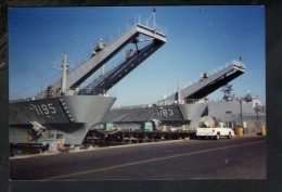 Q1867 Vera Fotografia Su Carta Kodak Di NAVI MILITARI E AUTO - NAVI NAVY SHIP BATEAUX - TIMBRO SUL RETRO - Guerre, Militaire
