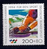 Allemagne -RFA -YT 1548** - Handisport