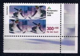 Allemagne -RFA -YT 1803** - Handisport