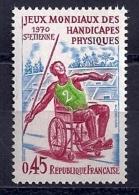 France -YT 1649** - Handisport