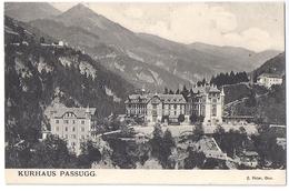 PASSUGG: Kurhaus Gesamtanlage 1906 - GR Grisons