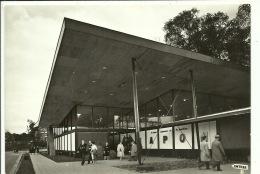 Bruxelles Expo 1958 Pavillon Du Japon - Universal Exhibitions
