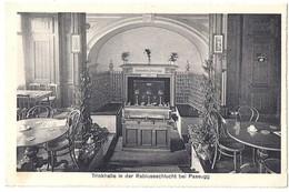 PASSUGG: Trinkhalle In Rabiusaschlucht 1921 - GR Grisons