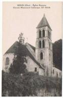 Rhuis . 60 . Eglise. - Francia
