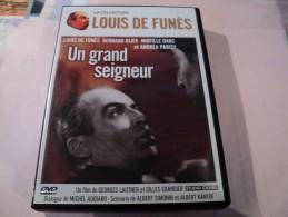 LA COLLECTION LOUIS DE FUNES. 2003. UN GRAND SEIGNEUR / LES BONS VIVANTS. STUDIO CANAL AVEC LOUIS DE FUNES - Comedy