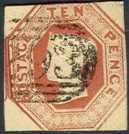 GREAT BRITAIN      6, Used , Sound, RARE  (gb006-1,    .[16-AEOP - 1840-1901 (Victoria)