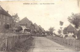 54  POMPEY    LES  NOUVELLES  CITES - Frankreich
