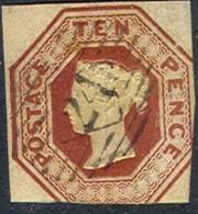 GREAT BRITAIN      6, Used , Sound, RARE  (gb006-4,    .[16-AEOP - 1840-1901 (Victoria)