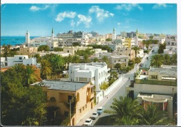 Libye - TRIPOLI - LIBIA - Panorama Non Voyagée - Cpsm - Printed In Italie - Libia