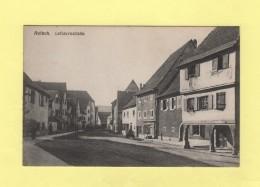 Rouffach - Rufach - Lefebvrestrasse - Rouffach