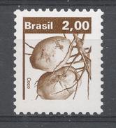 Brazil 1982. Scott #1658 (MNH) Coconuts - Brésil