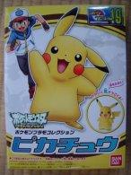 Plastic Model : Pikachu   ( Bandai ) - Figurines