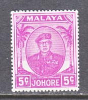 JOHORE  134   * - Johore