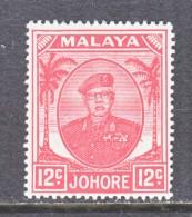 JOHORE  139    * - Johore