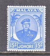 JOHORE  140    * - Johore