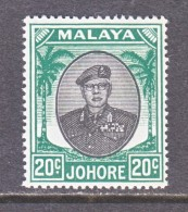 JOHORE  141    * - Johore