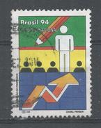 Brazil 1994. Scott #2481 (U) Classroom Pencil - Brésil