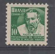 Brazil 1958. Scott #RA7 (MNG) Father Bento Dias Pacheco - Timbres-taxe