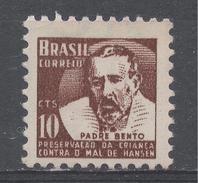 Brazil 1962. Scott #RA9 (MNH) Father Bento Dias Pacheco - Timbres-taxe