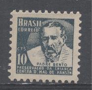 Brazil 1963. Scott #RA10 (MNH) Father Bento Dias Pacheco - Timbres-taxe
