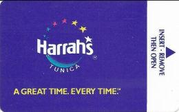 Harrah's Casino Room Key Card - Tunica, MS