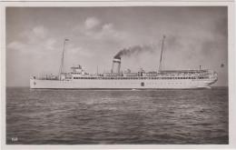 AK - Turbinen Schnelldampfer KAISER - Auf Hoher See - 1930 - Dampfer
