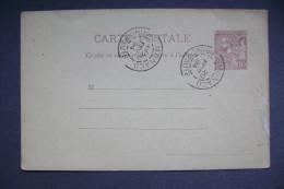 Monaco Princiapaute 1894 - Postal Stationery Entier Ganzsache - 10 Cts. - Ganzsachen