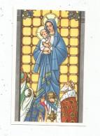 Image Religieuse , Image Pieuse, Vierge , Jésus , Rois Mages , écrite 1964 , Photochrom 1132 - Images Religieuses