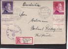 A22  /    Generalgouvernement / Einschreiben Ua. 101-103 MiF Niemirow Rawa  Galizien , Polizei - Germany