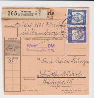 Germany 196... Wonsees - [7] Federal Republic