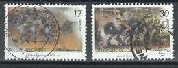 COB  2693/2694  (o)  - (Lot 101) - Belgique