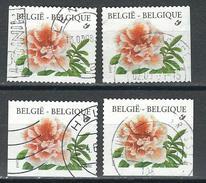 COB  2733/2733c  (o)  - (Lot 101) - Belgique