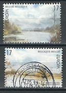 COB  2815/2816  (o)  - (Lot 102) - Belgique