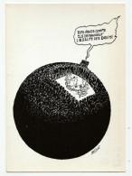 CABACHOT - Égalités Des Droits ! - Humour, Racisme, MRAP - édit. Salon Bande Dessinée, Angoulème  1989 - Autres Illustrateurs