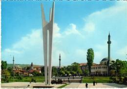 Yugoslavia.Kosovo,Prishtina. Mosque .Islam - Islam