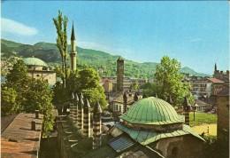 Yugoslavia.Bosnia And Herzegovina.Sarajevo Mosque .Islam.UNUSED POSTCARD - Islam