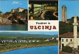 Yugoslavia.Montenegro.Ulcinj Mosque.Islam.UNUSED POSTCARD - Islam