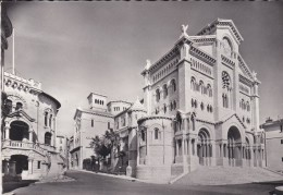 PRINCIPAUTE DE MONACO----la Cathédrale--voir 2 Scans - Saint Nicholas Cathedral
