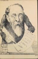 C.P.A. - Illustrateur : ORENS  06-1903 - Mr BRISSON - N° 3 - En TBE - - Satiriques