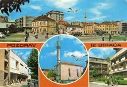Yugoslavia.Bosnia And Herzegovina.Bihac Mosque .Islam - Islam