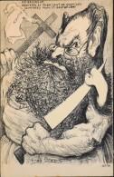 C.P.A. - Illustrateur : ORENS  06-03 - N° 11 - Mr DRUMONT Boucher Et Fabricant De Chemises - En TBE - - Satiriques