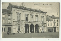 Tienen - Tirlemont  *   Palais De Justice - Vredegerecht - Tienen