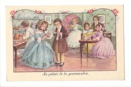 14734 - Couple Au Palais De La Gourmandise - Autres