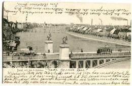 BaSEL Mit Den 3 Brücken 1904 - BS Basle-Town