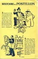 LOT 3 BUVARDS-CLAQUESIN-VINS DU POSTILLON- Excel - Buvards, Protège-cahiers Illustrés