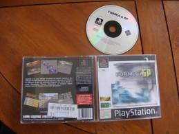 JEU VIDEO SONY PLAYSTATION 1 - FORMULA GP - SANS NOTICE - VERSION FRANCAISE - Sony PlayStation