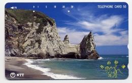 Mer Rocher Mer Plage Télécarte  Phonecard  W353 - Landscapes