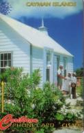 TARJETA TELEFONICA DE ISLAS CAYMAN. (163CCIB) - Kaimaninseln (Cayman I.)