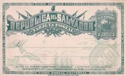 Salvador - Lettre - Salvador